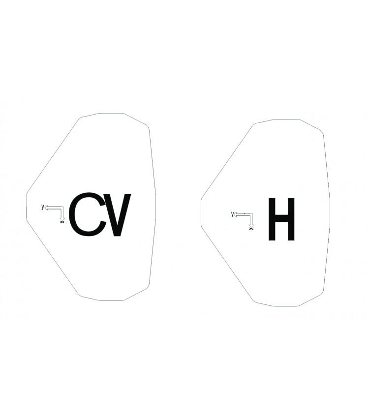 Placute Indicatoare Camin Vane - Diverse Inscriptii